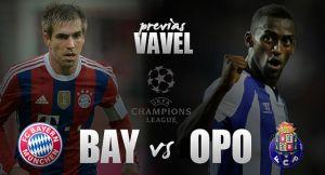 Bayern - Oporto: en busca de culminar la gesta
