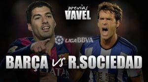 FC Barcelona - Real Sociedad: con la Liga de por medio