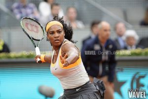 Serena vuelve a frenar a Carla Suárez