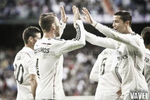 Tre squilli Real, Ancelotti resta incollato al Barcellona