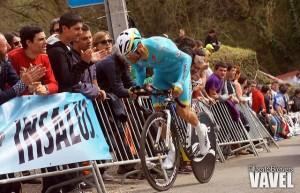 Resumen de la etapa 6 de la Vuelta al País Vasco 2016: Contador, etapa y vencedor final