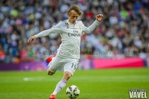 Modric, elegido como mejor jugador croata del año