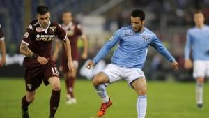 Risultato finale Torino - Lazio (1-1): un punto a testa. Belotti sblocca la partita, Biglia pareggia su rigore