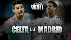 Celta de Vigo - Real Madrid: duelo de aspiraciones en Balaídos