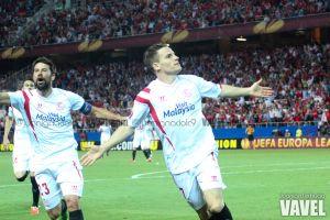 Sevilla FC - Fiorentina: puntuaciones del Sevilla, ida de la semifinal de la Europa League