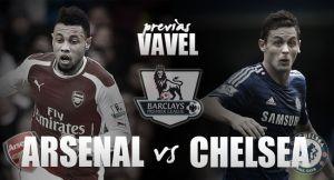 Arsenal - Chelsea: duelo en la cumbre
