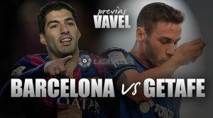 FC Barcelona - Getafe: una proeza de Primera División