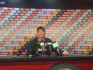"""Miguel Herrera: """"La actitud de los árbitros es muy mala"""""""