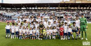 Real Zaragoza - Numancia: puntuaciones del Real Zaragoza, jornada 35