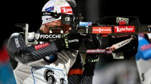 Biathlon, Oberhof - Inseguimento: Windisch terzo in volata, Fourcade semina gli avversari