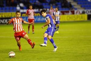 Deportivo Alavés - Girona FC: historial de enfrentamientos