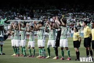 Real Betis - Llagostera, puntuaciones Real Betis, jornada 36