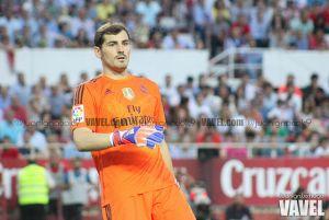 """Casillas: """"Intentaremos salir de Turín con un resultado óptimo"""""""