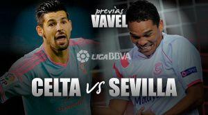 Celta - Sevilla: última llamada a la Champions