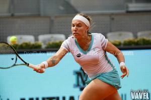 Las favoritas Kerber, Vinci y Kuznetsova se despiden de Madrid