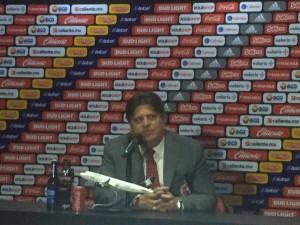 """Miguel Herrera: """"Es un fracaso"""""""