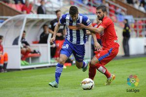 El Numancia, primer escollo del Alavés en la Copa