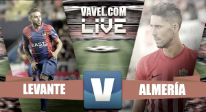 Resumen Levante 1-0 Almería en Segunda División 2017