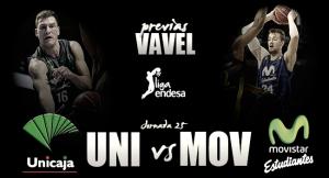 Unicaja-Movistar Estudiantes: El tiempo para playoffs se agota