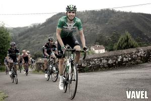 """Miguel Ángel Benito: """"Me gustaría estar en la Vuelta a España"""""""