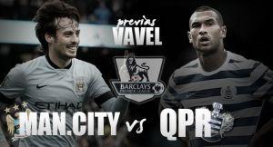 Manchester City - Queens Park Rangers: Toda la carne en el asador