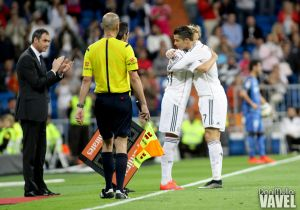 Odegaard, el jugador más joven  en debutar con el Real Madrid