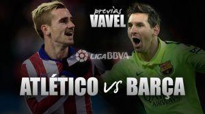 Atlético de Madrid - FC Barcelona: Torres contra la leyenda