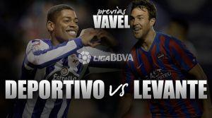 Deportivo - Levante: la salvación a un paso