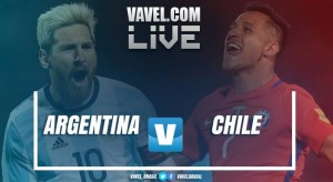 Resultado Argentina 1x0 Chile nas Eliminatórias Copa do Mundo 2018