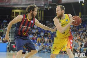 Fotos e imágenes del FC Barcelona 84-74 Morabanc Andorra, 34ª jornada de la Liga Endesa