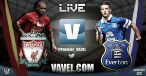 Diretta Liverpool - Everton, live della partita di Premier League