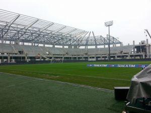 Stadio Friuli, concessa l'agibilità