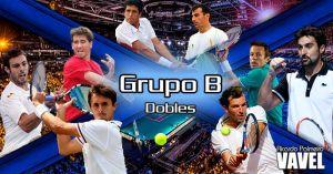 Grupo B dobles: españoles a por su segunda Copa de Maestros