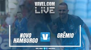 Resultado Novo Hamburgo x Grêmio no Gaúcho 2017 (1-1)
