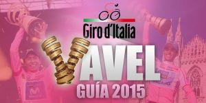 Guía VAVEL del Giro de Italia 2015