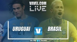 Resultado e gols jogo Uruguai 1x4 Brasil na Eliminatória 2017