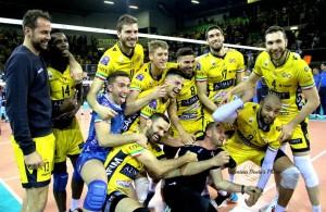 Volley M - L'Azimut Modena impatta la serie di semifinale scudetto