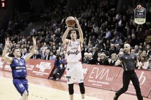 LegaBasket Serie A - Reggio Emilia stende una Leonessa decimata (103-70)
