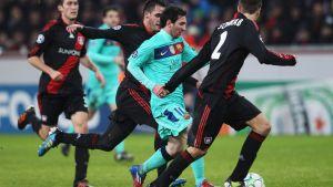 El Bayer Leverkusen busca romper la barrera maldita
