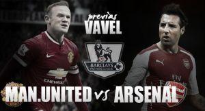 Manchester United - Arsenal: pelea por el subcampeonato