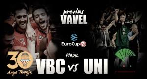 Todo o nada entre Unicaja y Valencia Basket para decidir la Eurocup
