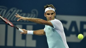 ATP Brisbane: Federer porta a lezione Thiem, è finale con Raonic