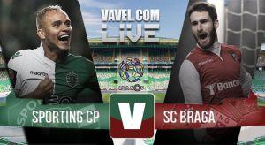 Resultado Sporting vs Braga en la Liga Portuguesa 2015 (4-1)