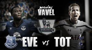 Everton - Tottenham Hotspur: último tren hacia Europa