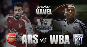 Arsenal - West Bromwich: poco en juego para finalizar