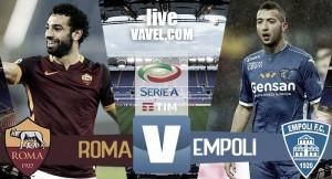 Roma - Empoli in Serie A 2016/17 (2-0): la Roma di Dzeko non sbaglia, Empoli ko!