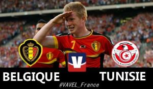 Live Belgique vs Tunisie en direct