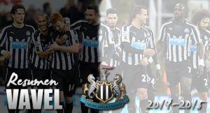 Newcastle United 2014/2015: paseando junto al abismo