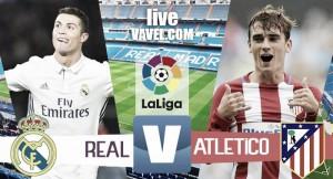 Real Madrid - Atletico Madrid in La Liga 2016/17 (1-1): Griezmann blocca la corsa del Real!
