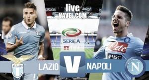 Lazio - Napoli in Serie A 2016/17 (0-3): Napoli dominatore all'Olimpico!